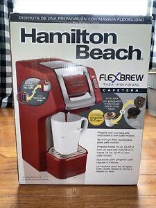Hamilton Beach 2.5 Cup FlexBrew Coffee Maker