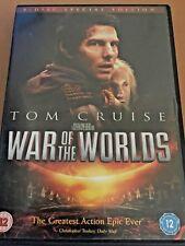 War Of The Worlds (DVD, 2005, 2-Disc Set)