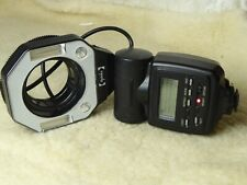 Canon Opteka RL500 C Anillo Flash Macro (para Canon cámaras solamente) Rosca 52mm