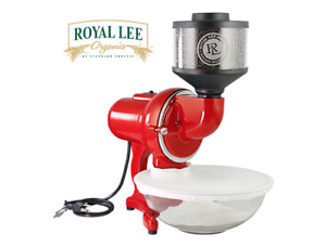 LEE HOUSEHOLD FLOUR MILL- Red S-700 GRAIN MILL
