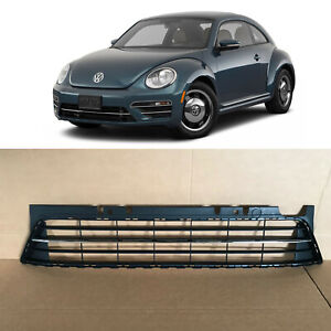 Front Lower Bumper Grille 5C5853671QZLL 1pc for 2017 2018 2019 Volkswagen Beetle