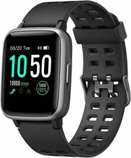 Smart Watch for Android and iOS Phone IP68 Waterproof Fitness Tracker Watch