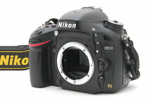 [Near Mint] Nikon D600 24.3MP Digital SLR Camera Body Low Shutter Count