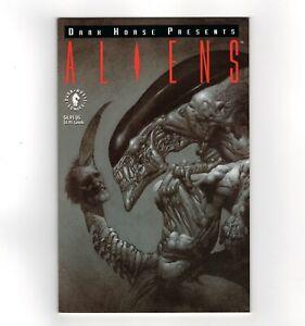 Dark Horse Presents Aliens Platinum