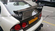 Carbon Fiber Rear Trunk GT Spoiler Wing For Civic 2006 4 Door FD2R TypeR Mugn