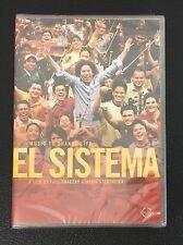 El Sistema: Music to Change Life DVD Paul Smaczny Maria Stodtmeier NEW SEALED