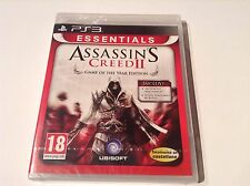 ASSASSIN'S CREDD II GAME OF THE YEAR EDITION . Pal España.Certificado.Paypal