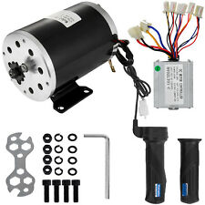 36V DC Electric Motor Speed Controller Throttle 500W Skateboard Razor e-ATV