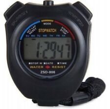 Stopwatch Digital Chronograph Sport Counter Timer stop watch