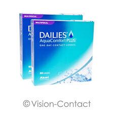 Alcon - 2x Dailies AquaComfort Plus multifocal - 90er Box