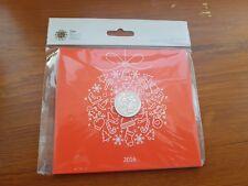 2016 Christmas Nativity Story £20 Twenty Pound Silver Coin Mint Pack Sealed no2