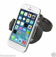 360° WINDSCREEN CAR MOUNT HOLDER CRADLE FOR APPLE IPHONE 5C 5 MINI SLIM PHONE