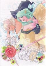 "Magi Doujinshi "" Marriage Blue "" Sharrkan Yamuraiha Alibaba Aladdin"
