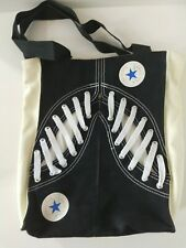 Converse Chuck Taylor All Star Bag/Purse with Laces Rare Design