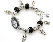 Charm Watch Style Bracelet Fit European Bead 20cm WP08