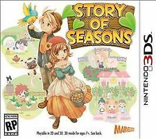 Story of Seasons (Nintendo 3DS, 2015) All Inclusive! Super Condition! Cheap Ship