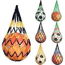 Mesh Nylon Net Bag Ball Storage Mesh For Volleyball Basketball Football Soccer
