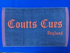 Coutts cues Cue Towel