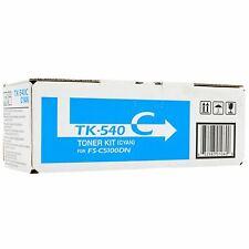 Original Kyocera  TK540C Toner cyan neu C-Ware