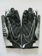 Nike Vapor Knit 3.0 Football Gloves Black/White Men's Large MSRP $60.00