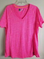 RBX Women's Pink Dri-Fit Shirt Size L T Shirt
