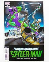 Marvel MILES MORALES: SPIDER-MAN (2019) #9 2nd Print VARIANT NM 9.4 Ships FREE!