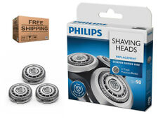 Philips Series 9000 Replacement Shaver Shaving Heads and Blades SH90/72 New