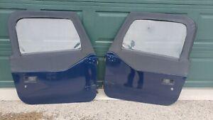 97-06 Jeep Wrangler Tj Half Doors Fits 03-06 Lj