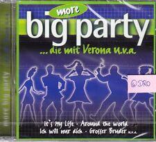 CD + More BIG PARTY + ... die mit Verona u.v.a. + 15 Fetenhits + NEU + OVP +