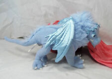 Dragonology Blue Frost Dragon Poseable Plush Sababa Toys 2006