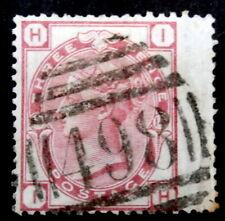 GB - 1873-80: Queen Victoria 3p rose, Scott# 61