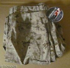 "NWT USMC Frog Pants Desert Digital Defender ""M"" Medium Long "" (147)"