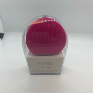 FOREO Luna Mini 2 Pearl Pink Revolutionary T Sonic Facial Cleansing Device