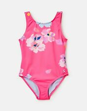 Joules 210993 Scoop Back Swimsuit  - PINK YIP FLORAL