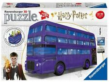 Ravensburger HARRY POTTER: NIGHT BUS 216 piece 3D jigsaw puzzle