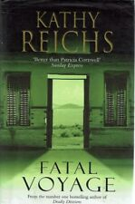 Fatal Voyage by Reichs Kathy - Book - Hard Cover - Crime/Mystery - Fiction