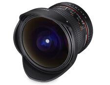 Samyang 12mm F/2.8 Ed as NCS Fish Eye Lens for Nikon FOWA 5 Years