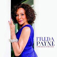 Freda Payne - Come Back to Me Love [CD]