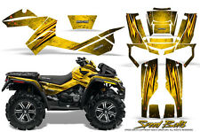 CAN-AM OUTLANDER XMR 500 650 800R GRAPHICS KIT CREATORX DECALS STICKERS SBY