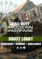 Call of Duty: Modern Warfare Boost Bot Lobby Recovery PS4/XBX/PC/PS5