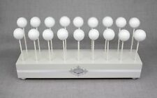 Pearl White Cake Pop Stand, Wedding Cake Pop Holder, Cake Pop Stand, Pearl White