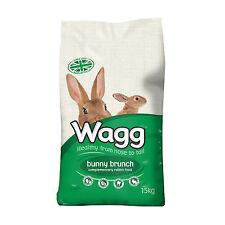 WAGG Bunny Brunch Rabbit Food 15KG
