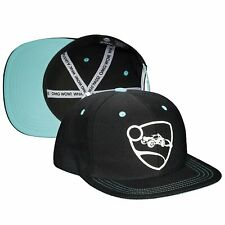 Authentic ROCKET LEAGUE Blue Team Embroidered Snapback Hat NEW
