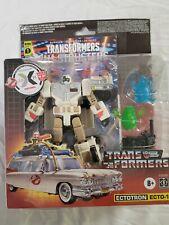 Ghostbusters Transformers Generations Crossover : Ectotron/Ecto-1