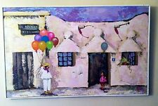 ORIGINAL MARIA ELENA PAINTING ON CANVAS SIGNED