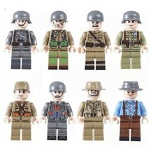 LEGO Compatible 21x WW2 Army US Soldiers Mini Figures