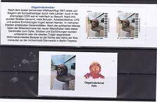 Moderne Privatpost Biber Weltall Space Gagarin DM Köln (Markenheftchen)