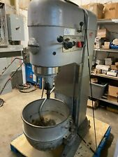 Hobart M802 Commercial 80 Qt Floor Bakery Baking Dough Ingredient Mixer 200v/3p