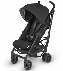 UPPAbaby 2018 G-LUXE Single Seat Baby Stroller in Jake Black