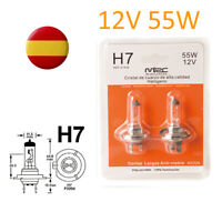 x2 Bombillas H7 55w/12v, halogenas, luz, caja original PX26d